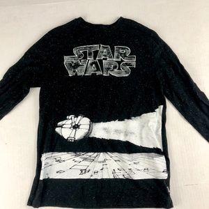 Star Wars long sleeved shirt